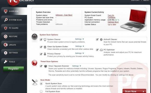 PC Cleaner Pro - программа для
