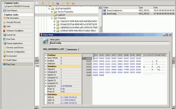MiTeC Windows Registry